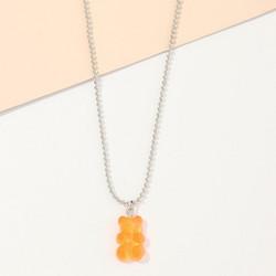 Kaulakoru, Orange Gummy Bear -oranssi nallekarkki