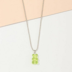 Kaulakoru, Green Gummy Bear -vihreä nallekarkki