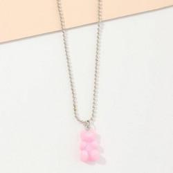 Kaulakoru, Light Pink Gummy Bear -vaaleanpunainen nallekarkki