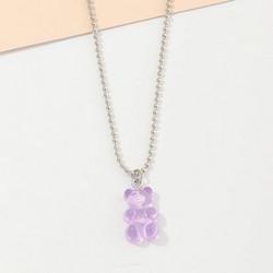 Kaulakoru, Light Purple Gummy Bear -vaaleanvioletti nallekarkki