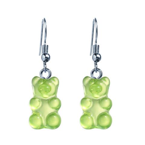 Korvakorut, Light Green Gummy Bear -vaaleanvihreä nallekarkki
