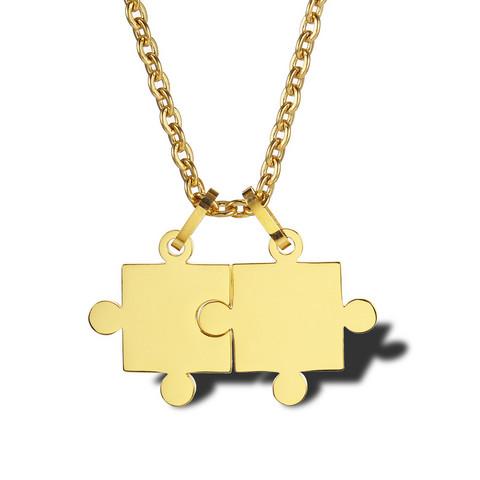 Best Friends-kaulakoru, Gold Puzzle