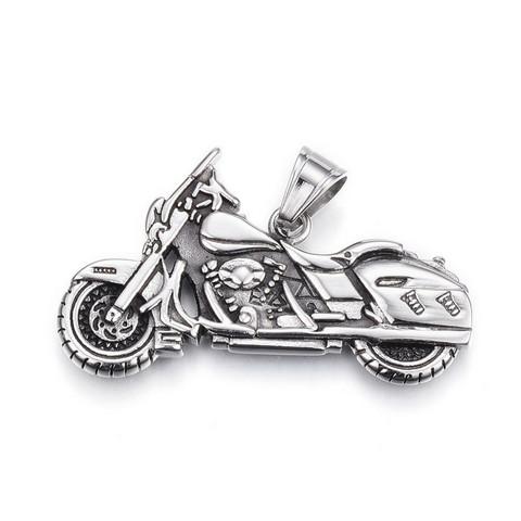 Kirurginteräsriipus, XXL Motorbike -moottiripyöräriipus