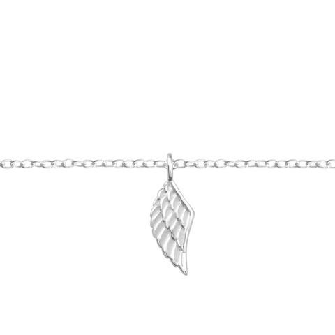 Hopeinen rannekoru, Silver Feather -hopeinen höyhen