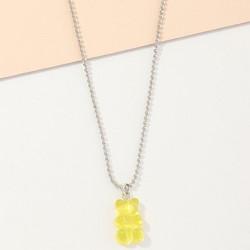 Kaulakoru, Yellow Gummy Bear -keltainen nallekarkki
