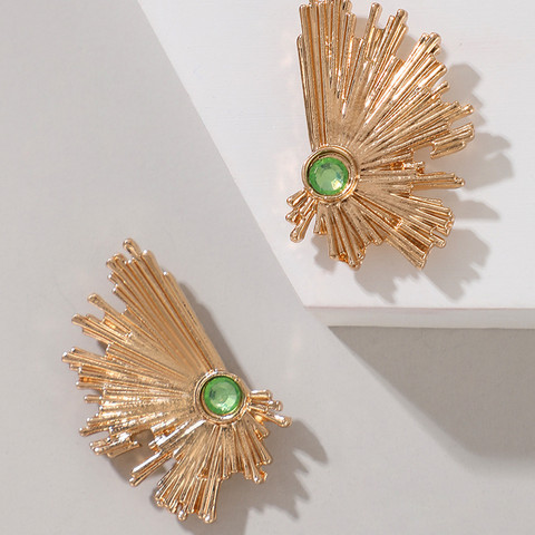 Korvakorut, FRENCH RIVIERA|Art Deco Earrings -art deco napit
