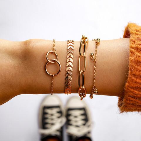 Rannekorusetti, FRENCH RIVIERA|Parisian Gold Bracelets