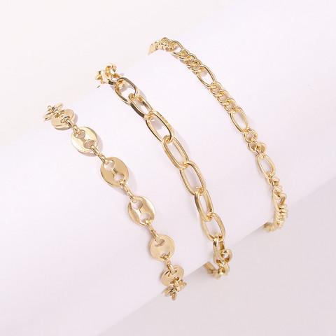 Rannekorusetti, FRENCH RIVIERA|Stylish Gold Bracelets