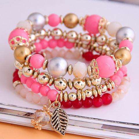 Rannekorusetti, Classic Pink Bracelets -klassinen pinkki
