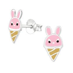 Lasten hopeanapit, Ice Cream Bunny -pupu
