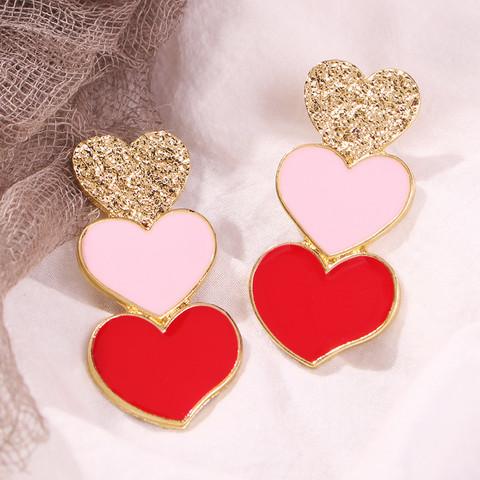 Korvakorut, Love Hearts -sydänkorvakorut