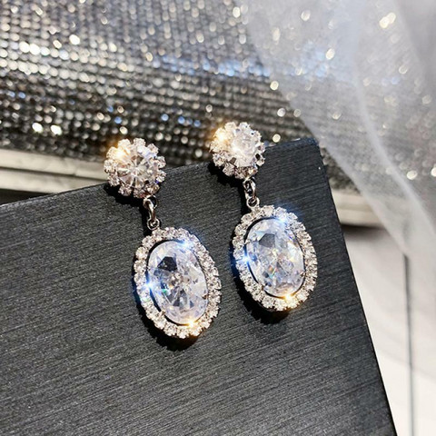 Juhlakorvakorut, PARIS BIJOUX/Classic Sparkly Earrings