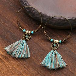 Korvakorut, Bohemian Dream Catcher Earrings -uniseipparikorvakorut