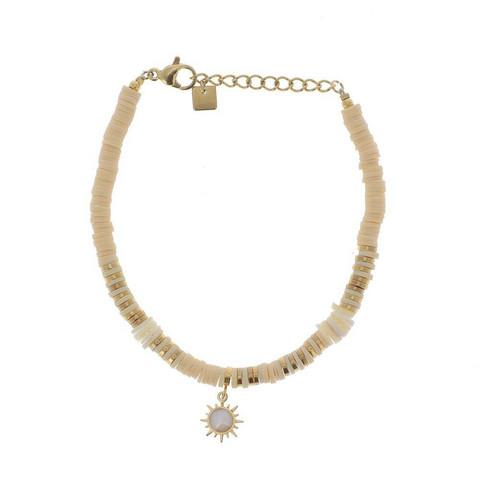 Rannekoru, BOHM PARIS|Bracelet Surf avec cristal opal