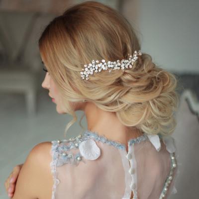 Hiuskoru, ATHENA BRIDAL|Luxurious Pearl Headpiece