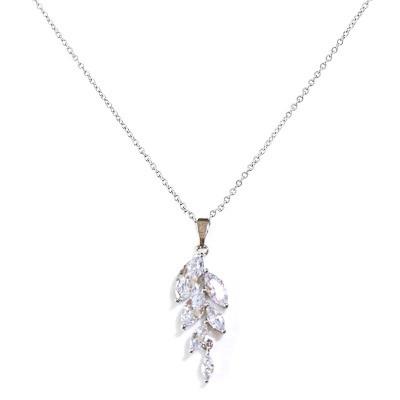 Kristallikaulakoru, ATHENA BRIDAL|Classic Isabella Necklace