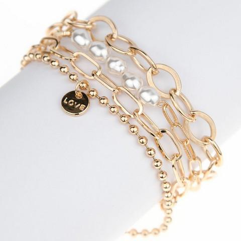 Rannekorusetti, FRENCH RIVIERA|Love Bracelet Set