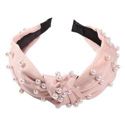 Hiuspanta|SUGAR SUGAR, Shimmering Knot Hairband -solmupanta helmillä
