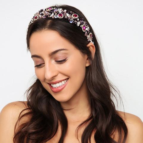 Hiuspanta|SUGAR SUGAR, Sparky Glitter Hairband -kimaltava hiuspanta