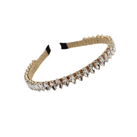 Hiuspanta|SUGAR SUGAR, Chic Sparkly Hairband in Clear