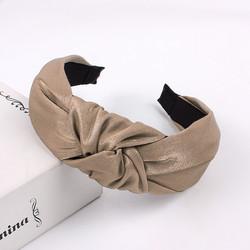 Hiuspanta|SUGAR SUGAR, Classic Knot Hairband -vaaleanruskea panta
