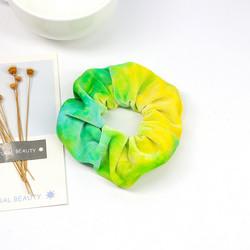 Donitsi/Scrunchie|SUGAR SUGAR, Velvet Colour Bomb in Green