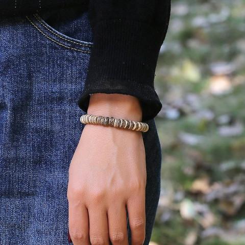 Rannekoru, FRENCH RIVIERA|Boho Coconut Bracelet