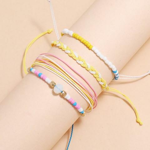 Rannekorusetti, FRENCH RIVIERA|Colourful Beach Bracelets
