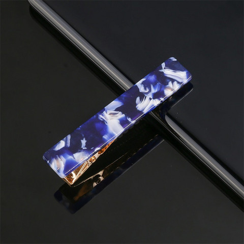 Hiuspinni|SUGAR SUGAR, Simple Seashell Hairclip in Blue