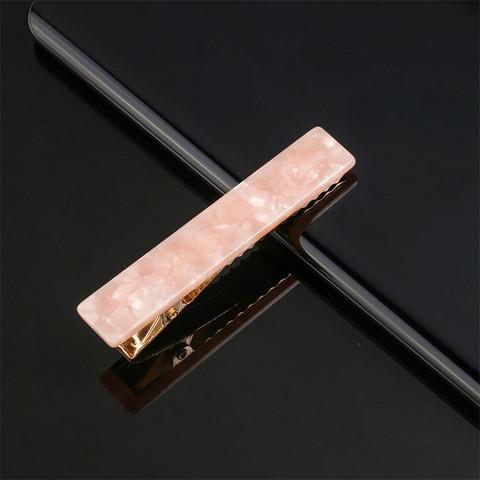 Hiuspinni|SUGAR SUGAR, Simple Seashell Hairclip in Pink