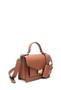 Laukku, BESTINI Paris|Large Crossbody Handbag in Brown