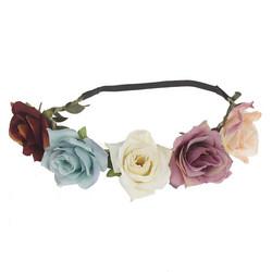 Kukkapanta|SUGAR SUGAR, Vintage Roses -hiuspanta
