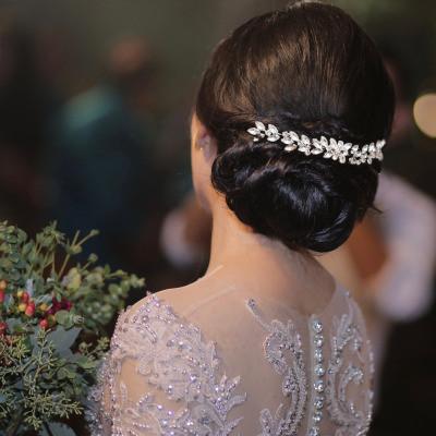 Hiuskoru, ATHENA BRIDAL|Luxurious Crystal Headpiece