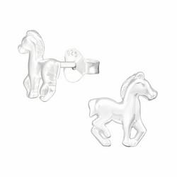 Lasten hopeakorvakorut, Baby Horse -hevoskorvakorut