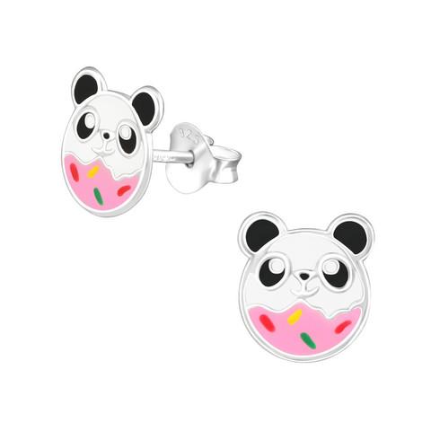 Lasten hopeakorvakorut, Panda Donut-pandakorvakorut