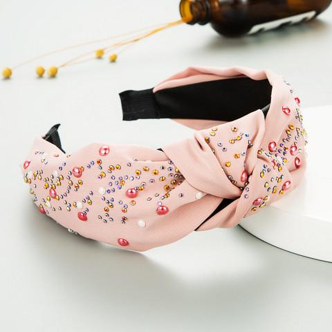Hiuspanta|SUGAR SUGAR, Autumn Hairband in Rose