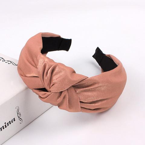 Hiuspanta SUGAR SUGAR, Classic Knot Hairband with Shimmer
