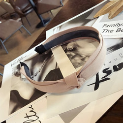 Hiuspanta|SUGAR SUGAR, Chic Bow Hairband in Brown