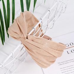 Hiuspanta|SUGAR SUGAR, Comfy Knot Hairband in Light Beige