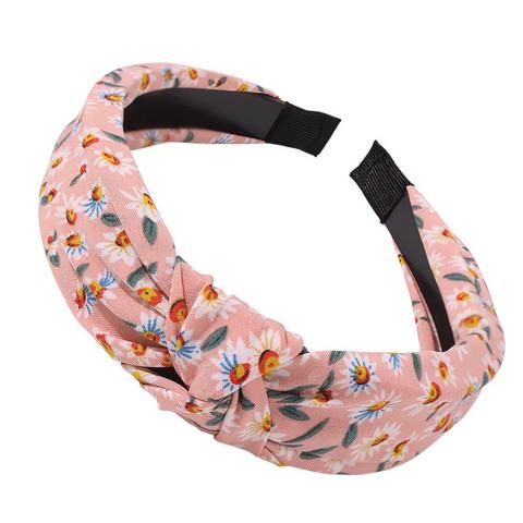 Hiuspanta|SUGAR SUGAR, Pretty Flower Hairband in Pink