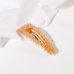 Hiuspinni|SUGAR SUGAR, Sparkling Gold Clip