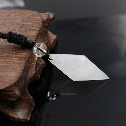 Kaulakoru, NATURE COLLECTION|Diamond Necklace with Rock Crystal