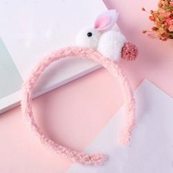 Hiuspanta SUGAR SUGAR Kids, Bunny Hairband in Pink