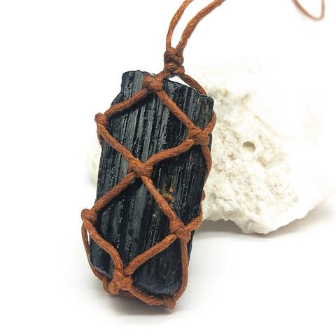Kaulakoru, NATURE COLLECTION Natural Tourmaline Necklace