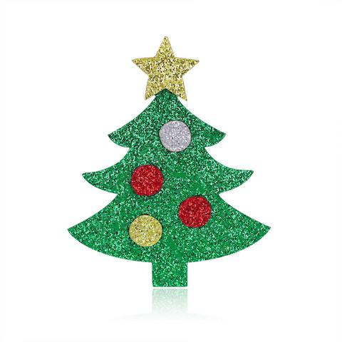 Joulurintaneula, Christmas Tree -joulukuusi rintaneula