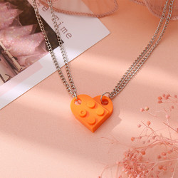 Best Friends-koru, Blocks in Orange
