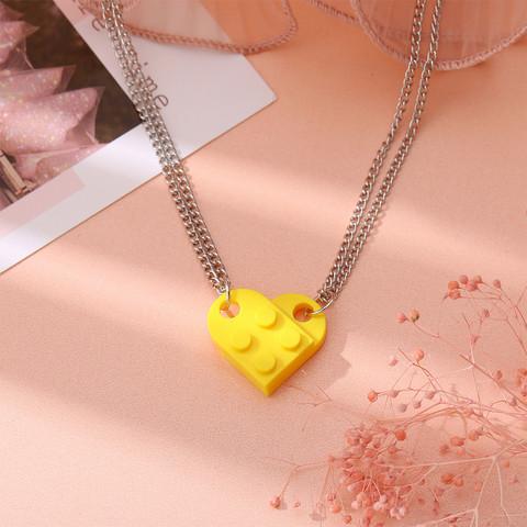 Best Friends-koru, Blocks in Yellow