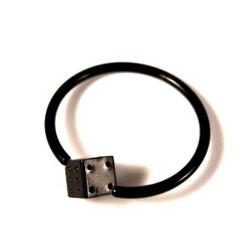 Musta nopparengas 1,6mm