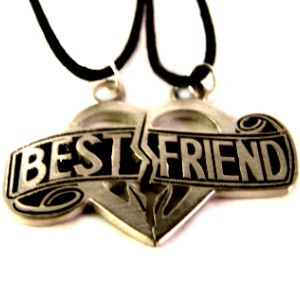 Best Friends-kaulakoru