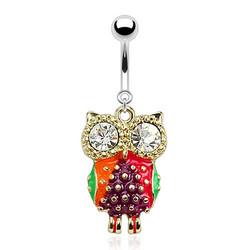 Napakoru, Owl with Colors
